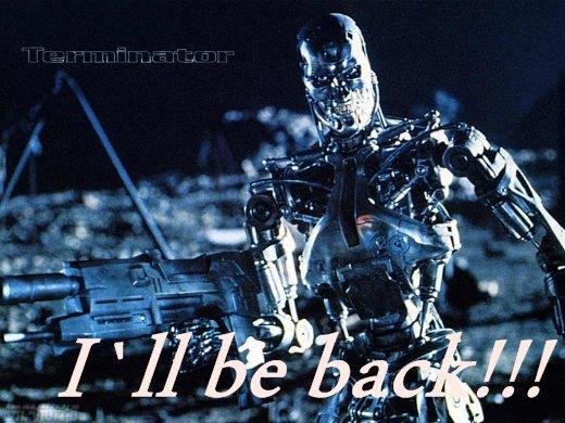 Возвращение!