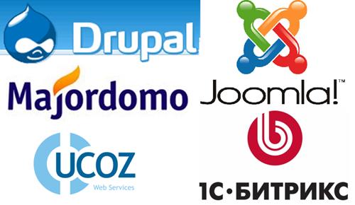 Системы генерирования профильных web-сайтов