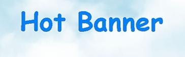 Изготовление баннеров от студии Hot-Banner