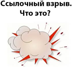 Фильтр Яндекса «Ссылочный взрыв»
