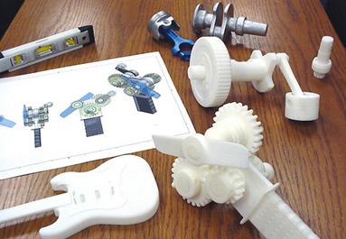 Широкие возможности 3D-печати